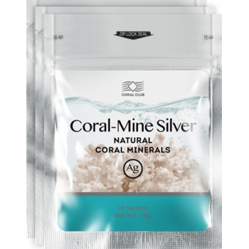 Coral-Mine Silver (30 sachets)
